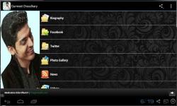 Gurmeet Choudhary Fan App screenshot 1/4