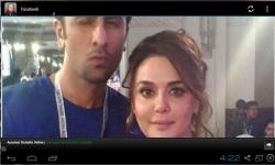 Preity Zinta Fan App screenshot 2/3