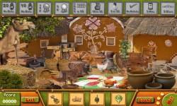 Free Hidden Object Games - Village Africa screenshot 3/4