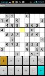 Sudoku Numbers screenshot 3/4