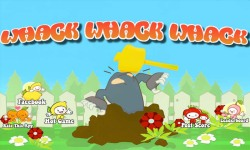 Whack a Mole NEW - Beating Mice Saving Rice Fun screenshot 1/2