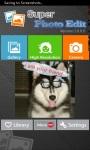 SuperPhotoEdit screenshot 4/6