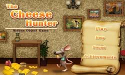 Free Hidden Object Game - The Cheese Hunter screenshot 1/4