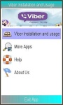 Viber Installation and Usage screenshot 1/3