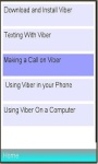 Viber Installation and Usage screenshot 2/3