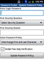 Password Pocket Free screenshot 3/6
