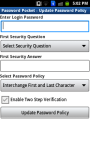 Password Pocket Free screenshot 6/6