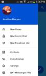 NXT Messaging screenshot 1/4