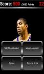 Basketball Quiz Star screenshot 4/4