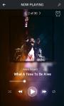 MP3 Player Phone App screenshot 2/6