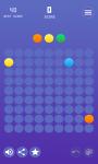 Balls in lines screenshot 2/4