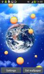 Earth Live Wallpapers Free screenshot 2/6