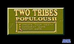 Populous II Two Tribes screenshot 1/2
