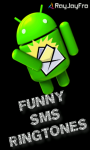 Funny SMS Ringtones HD screenshot 1/3