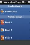 Vocabulary Power Plus screenshot 1/1