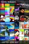Backgrounds Plus - Premium Backgrounds and Wallpapers optimized for Retina HD 640x960 Display screenshot 1/1