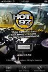 HOT 97 New Yorks Hip Hop Station screenshot 1/1