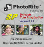 PhotoRite SP for S60 3rd edition screenshot 1/1
