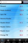 Radio Estonia - Alarm Clock + Recording/ Raadio Eesti - ratuskell + Salvestus screenshot 1/1