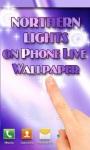 Northern Lights on Phone LWP free screenshot 1/4
