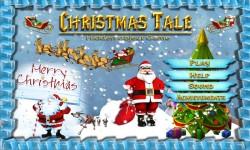 Free Hidden Objects Game - Christmas Tale screenshot 1/4