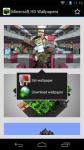 Minecraft Full HD Wallpapers screenshot 2/4