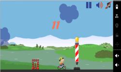Bike Race Jump screenshot 1/3
