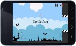 Flappy Crow screenshot 2/4