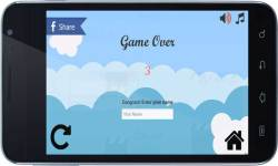 Flappy Crow screenshot 4/4