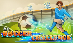 Real Soccer Challenge screenshot 1/6