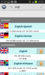 GoDic dictionary and translator screenshot 1/3