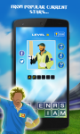Guess the Cricket Star screenshot 5/6