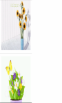 Lilac white flowers pot Wallpaper HD screenshot 3/3