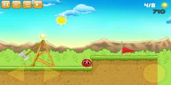 Bounce Along Red Ball screenshot 4/6