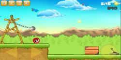 Bounce Along Red Ball screenshot 5/6
