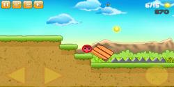 Bounce Along Red Ball screenshot 6/6