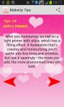 MakeUp Homemade Tips screenshot 3/3
