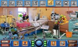 Free Hidden Object Games - Hospital Mania II screenshot 3/4