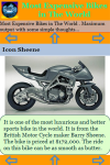 Most Expensive Bikes in The World screenshot 3/3