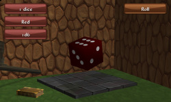 Dice Roller Simulator 3D screenshot 1/6