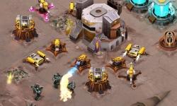 Space Commandos assault  screenshot 3/6