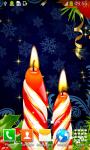 Xmas Candles Live Wallpapers screenshot 2/6