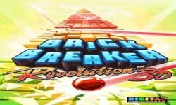 Brick Breaker Deluxe screenshot 1/6