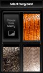 Leather Zipper Lock Screen Free screenshot 3/6