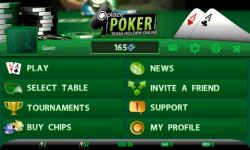 Qplaze Poker screenshot 2/5