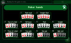 Qplaze Poker screenshot 5/5