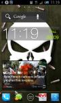 The Punisher Live Wallpaper screenshot 2/3