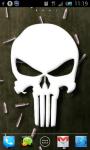 The Punisher Live Wallpaper screenshot 3/3