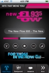 FLOW 93.5 Radio App screenshot 1/1