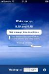 Sleep Phase wakeup clock screenshot 1/1